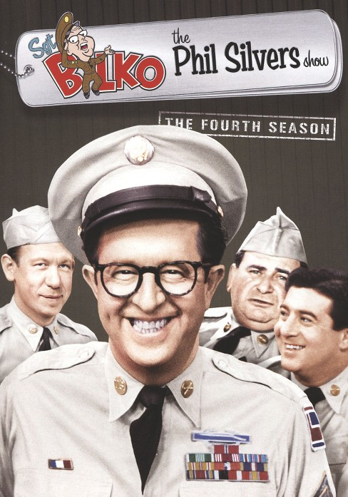 Phil silvers show:Final season (DVD) - image 1 of 1
