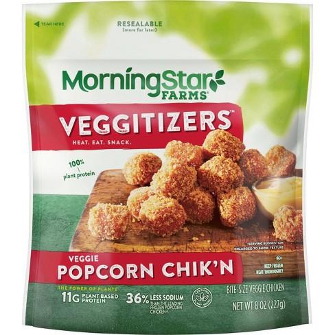 Morningstar Farms Frozen Popcorn Chik'n - 8oz - image 1 of 4