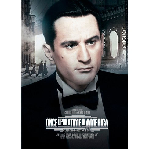 Once Upon a Time in America (DVD) - image 1 of 1