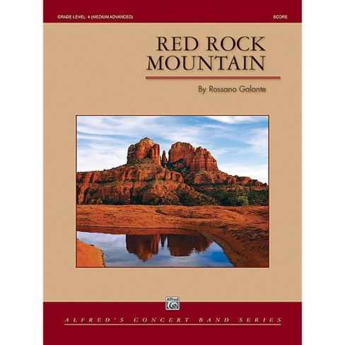 Alfred Red Rock Mountain - Grade 4 (Medium Difficult) - image 1 of 1