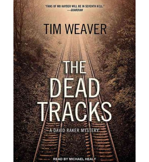 Dead Tracks (MP3-CD) (Tim Weaver) - image 1 of 1