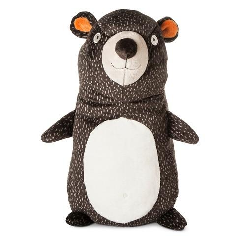 Crochet Teddy Bear Cushion | 488x488