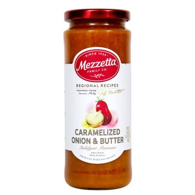Mezzetta Caramelized Onion and Butter - 16oz