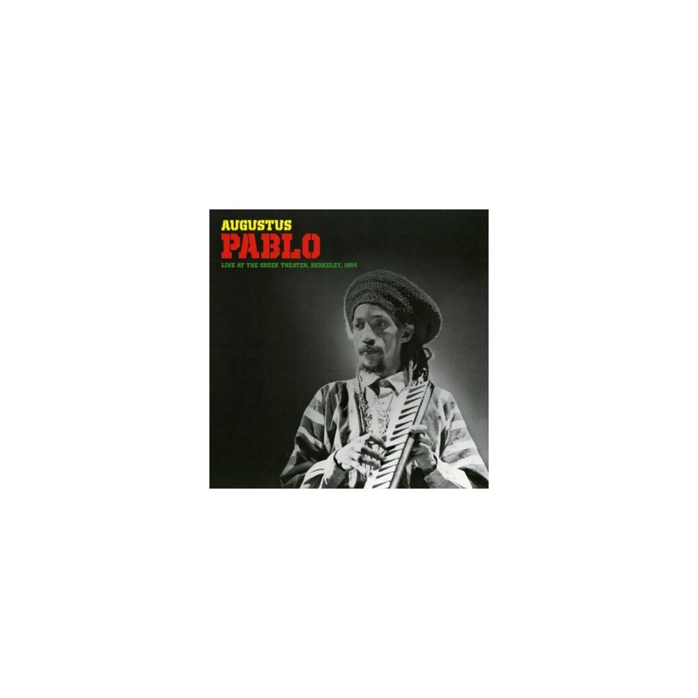 Augustus Pablo - Live At The Greek Theater Berkeley 19 (Vinyl)