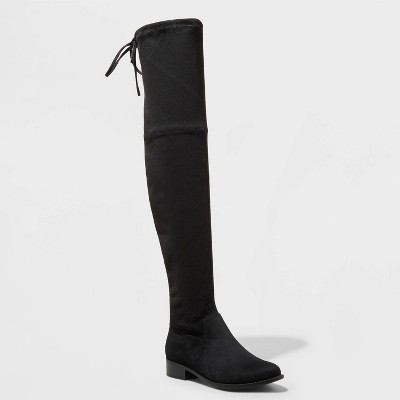 Women's Sidney Over the Knee Boots - A New Day™