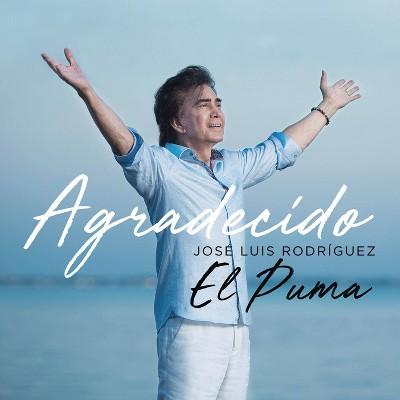 Jose Luis Rodriguez - Agradecido (CD)