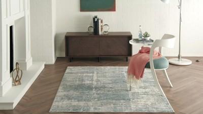 Nourison Solace SLA02 Indoor Area Rug : Target
