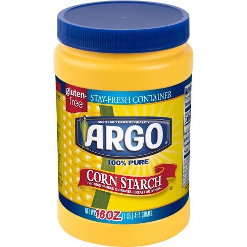 Argo 100% Pure Corn Starch - 16oz - image 1 of 4