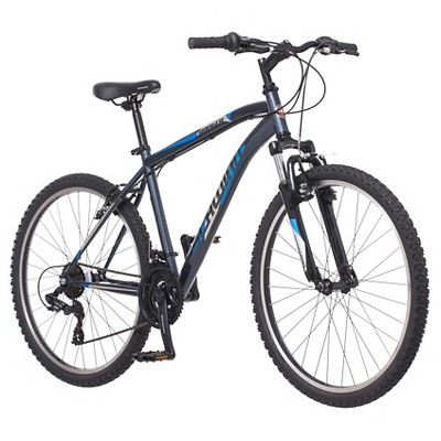 Schwinn Men's Ranger 26  Mountain Bike- Gray/Blue