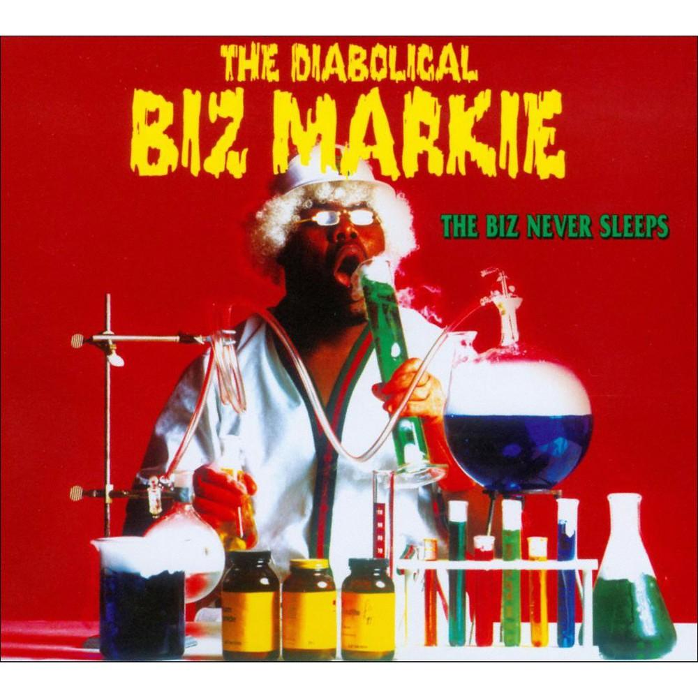 Biz Markie - Biz Never Sleeps (CD)