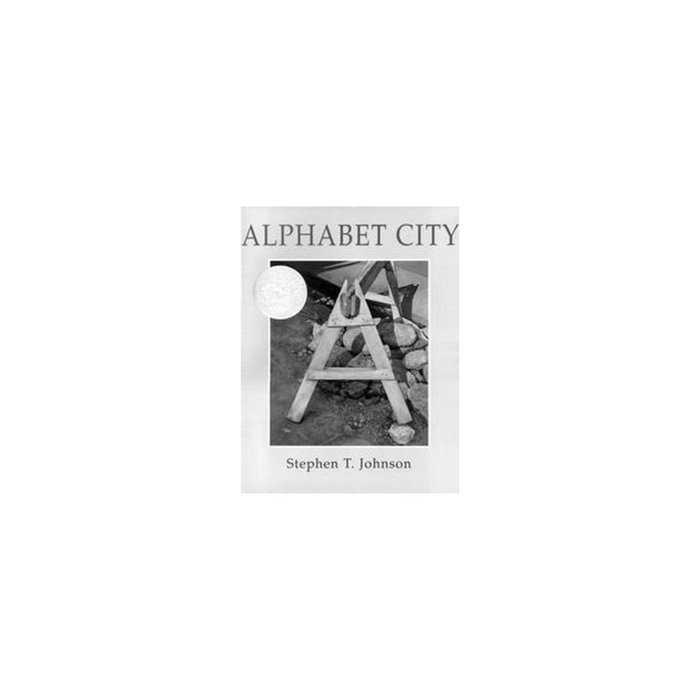 Alphabet City (Reprint) (Paperback)