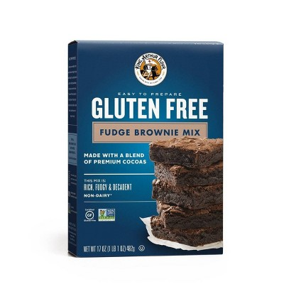 Baking Mixes: King Arthur Gluten Free Brownie Mix