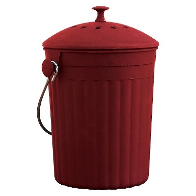 Natural Home® MOBOO® Compost Bin - Cherry