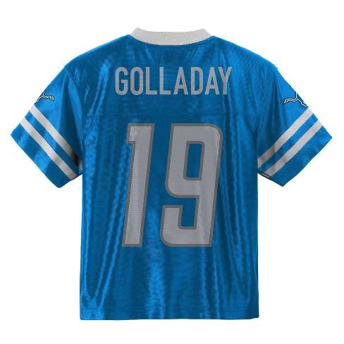 the best attitude 0142f 24b52 NFL Detroit Lions Boys' Golladay Kenny Jersey - XS