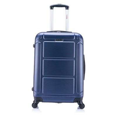 InUSA Pilot 24  Hardside Spinner Suitcase - Navy Blue