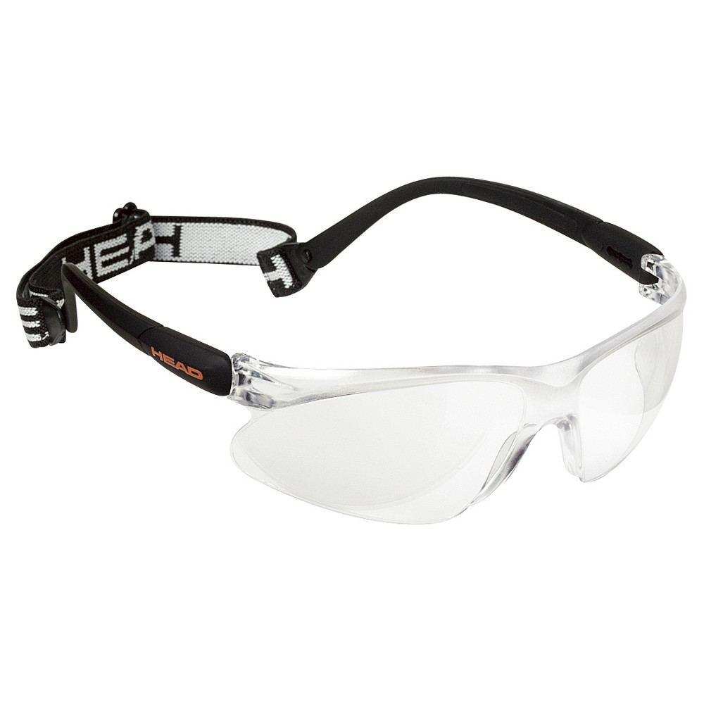 Head Impulse Protective Eyewear, Black