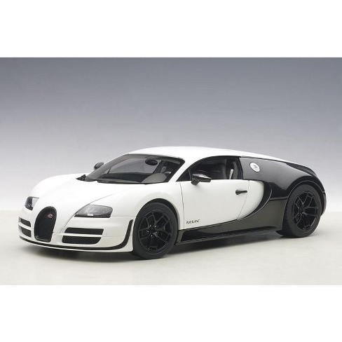 Bugatti Veyron Super Sport Pur Blanc Edition 1 18 Target