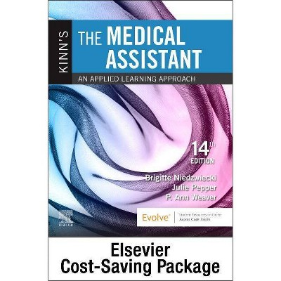 Kinn's the Medical Assistant - Text, Study Guide and Procedure Checklist Manual Package - 14th Edition (Mixed Media Product)