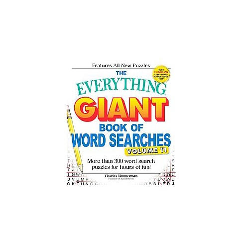 everything giant book of word searches more than 300 word search