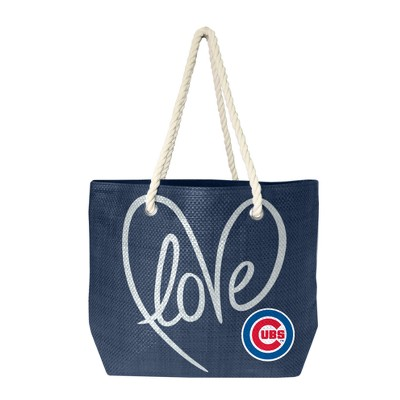 Chicago Cubs Rope Tote
