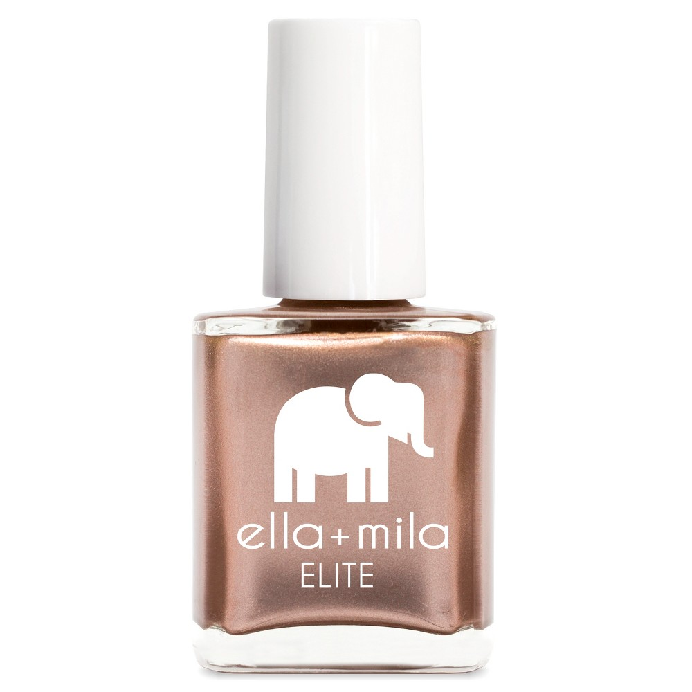 Image of Ella + Mila ELITE Collection Champagne Pop - 0.45 fl oz, Beige Pop