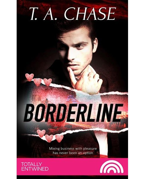 Borderline (Paperback) (T. A. Chase) - image 1 of 1