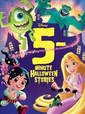 5-Minute Halloween Stories (Board Book)