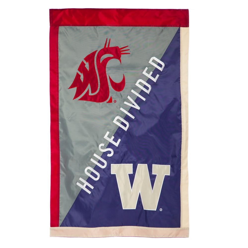 Washington Huskies House Divided House Flag