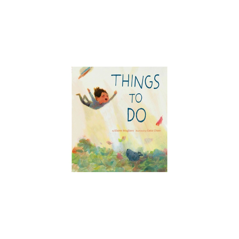 Things to Do (School And Library) (Elaine Magliaro)