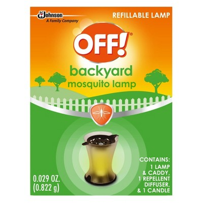 OFF! Mosquito Lamp Starter Kit 0.029oz