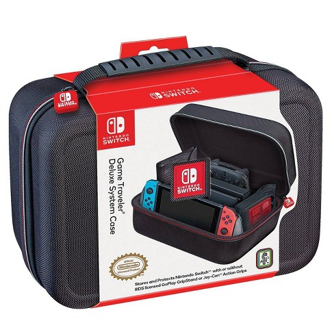 Nintendo Switch Game Traveler Deluxe System Case - image 1 of 4