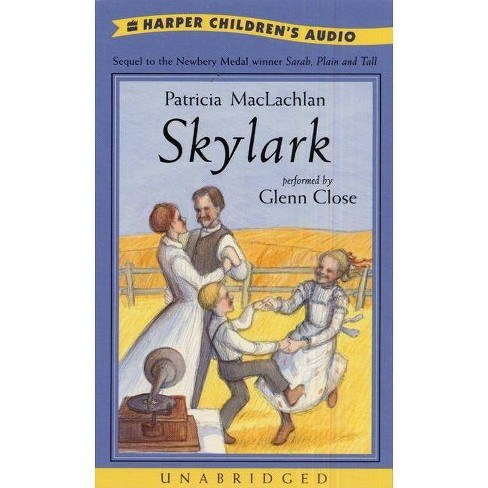 Skylark - (Sarah, Plain and Tall) by  Patricia MacLachlan (Cassette) - image 1 of 1