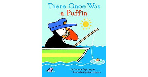 There Once Was a Puffin (Hardcover) (Florence Page Jaques) - image 1 of 1