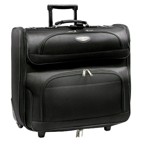 Travel Select Amsterdam Rolling Garment Bag - Black - image 1 of 3