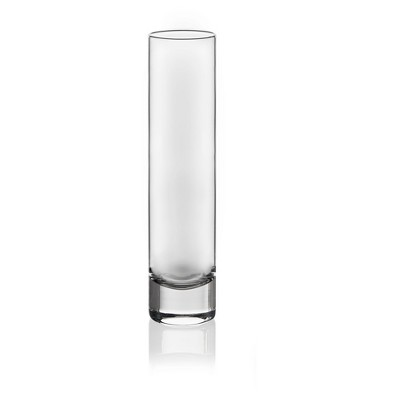 "Glass Cylinder Bud Vase Clear 7.5"" - Threshold™"
