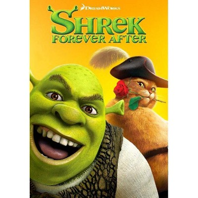 Shrek Forever After (DVD)(2018)