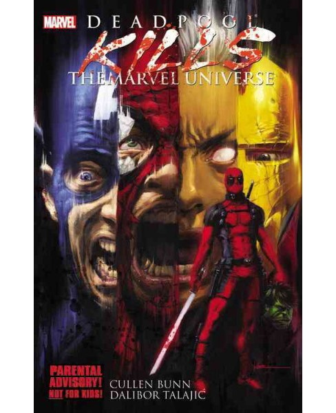 Deadpool (Paperback) - image 1 of 1
