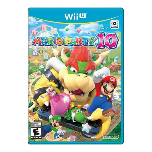 Mario Party 10 - Nintendo WiiU (Digital) - image 1 of 1