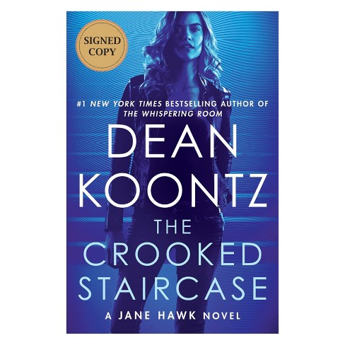 The Crooked Staircase Target Signed Edition (Hardcover) (Dean R. Koontz) - image 1 of 1