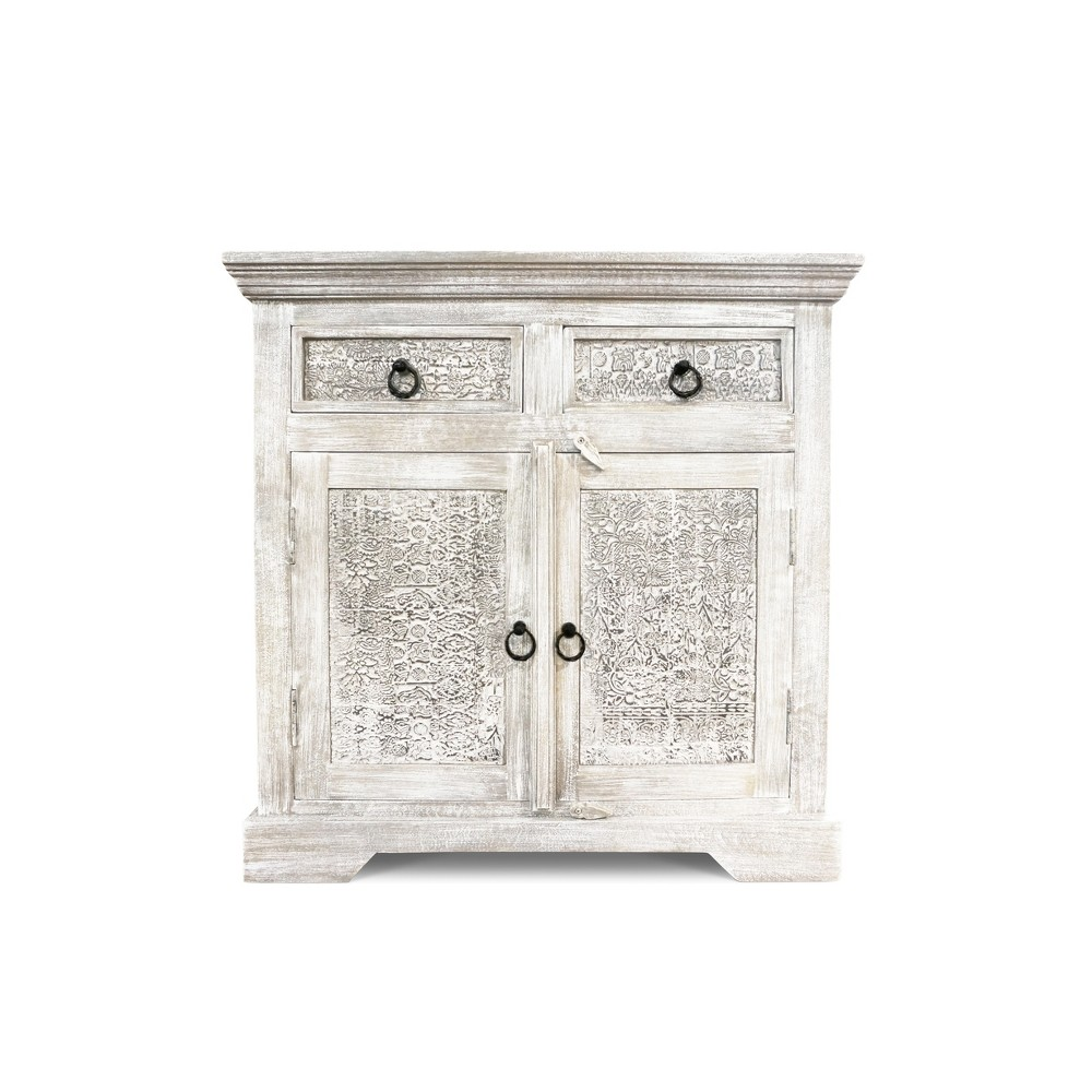 Krishna Cabinet Natural - Steve Silver
