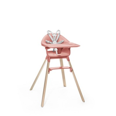 Stokke Clikk High Chair - Sunny Coral