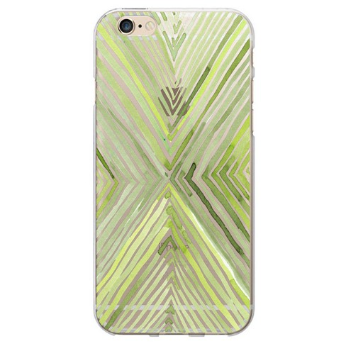 iPhone 6/6S Case - OTM Artist Prints Clear - X - image 1 of 1