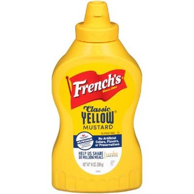 French's Classic Yellow Mustard 14oz