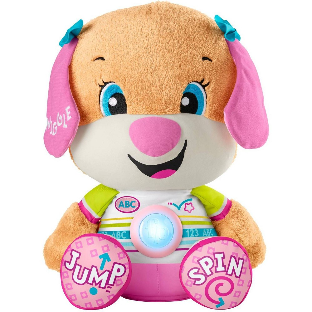 Fisher Price Laugh 38 Learn So Big Sis