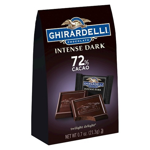 Ghirardelli Twilight Delight Intense Dark 72% Cacao XS Bag - 0.7oz - image 1 of 1