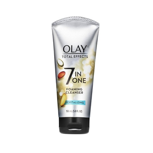 Olay Total Effects Revitalizing Foaming Face Cleanser 5.0 oz - image 1 of 4