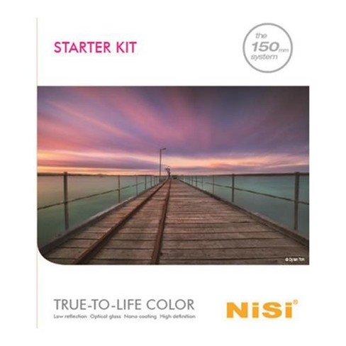 NiSi 150mm Filter Starter Kit - image 1 of 2