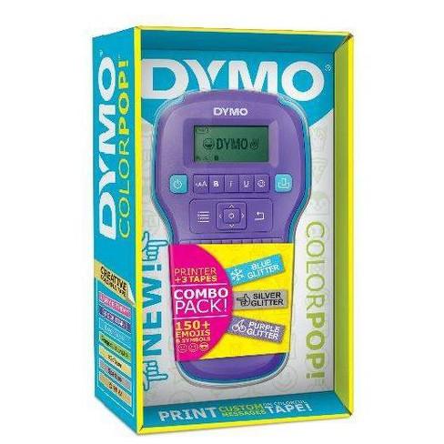 DYMO ColorPop! Label Maker - Purple