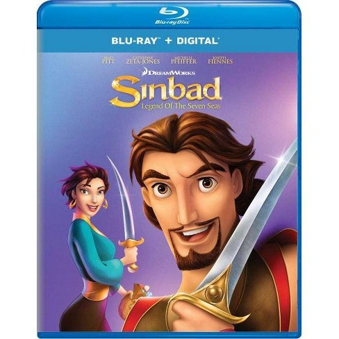 Sinbad: Legend Of The Seven Seas (Blu-ray) - image 1 of 1