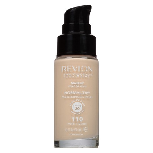 Revlon Colorstay Makeup Foundation For Normaldry Skin With Spf 20